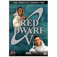 Red Dwarf V (DVD, 2005, BBC Video) The Complete Series Five- NEW SEALED