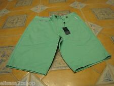 Men's RARE Modern Amusement walk casual shorts 34 green CROW NWT NEW school surf
