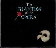 THE PHANTOM OF THE OPERA - THE ORIGINAL CAST RECORDING - MINT 2 CD BOX SET
