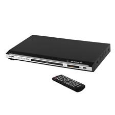 Akai A51005 5.1 Channel Slimline Multi Region DVD Player - Black