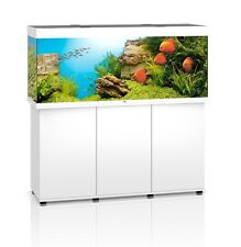 Juwel Rio 450 LED Aquarium and Cabinet in White