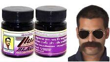 Natural Facial Hair Cream Fast Growth Beard Mustache Eyebrow Sideburn Chest