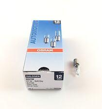 2 x OSRAM H21W Lámpara 21 vatios 12 VOLTIOS 64136 Bays Ece R37