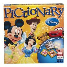 Jeu de société Pictionary Disney - Mattel Games -