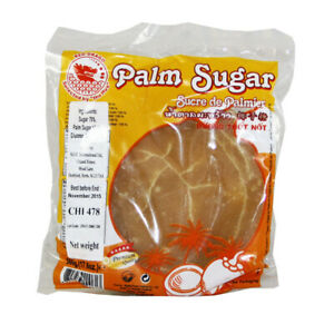 Thai palm sugar blocks 500g by Red Drago ** UK Seller - Quick Delivery **