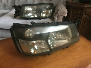 Pair JDM Subaru Forester HID Headlights SG5 SG9 (Fits USDM 2003-2005)