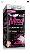 HYDROXYCUT MAX ! For Women Powerful Weight Loss, 60 Liquid Capsule Exp 7/20
