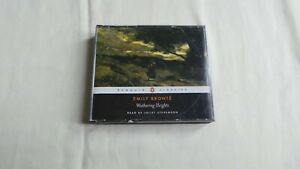 EMILY BRONTE WUTHERING HEIGHTS CD AUDIO BOOK