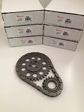 SBC 3 Piece Timing Chain Set Small Block Chevy V8 283 305 327 350 400