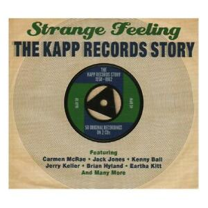 Various Artists - The Kapp Records Story -Strange Feeling (2014) 2xCD DIGIPAK