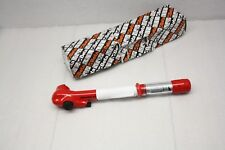 Beta Tools 606MQ/50 1/2 Drive Click Type Torque Wrench 5 - 50 NM Reversible