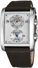 Raymond Weil Men's Don Giovanni Silver Dial Leather Automatic Watch 2888STC65001