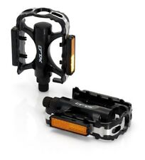 XLC Pedale PD-M02 MTB Trekking schwarz Alukörper Alukäfig Pedal CNC