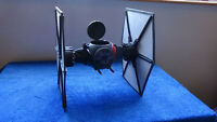 Star Wars First Order Special Forces 2015 Hasbro Tie Fighter with box