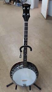 GIBSON PB 100 Tenor / plectrum 4-string banjo  ((L@@K))