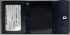 Port Authority Police NY/NJ Officer's Small Snap Wallet (Badge Not Included)
