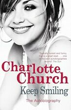 Good, Keep Smiling, Charlotte Church, Book
