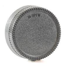 Rear Lens Cap made out of Durable Plastic for Nikon SLR DSLR camera, NEW!