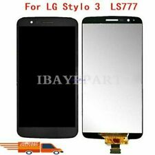 For LG Stylo 3  LS777 LCD Display Screen Touch Digitizer Replacement Black NEW
