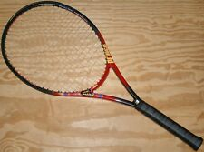 Prince ThunderBolt Oversize 115 4 3/8 Thunder Bolt OS Tennis Racket New Grip