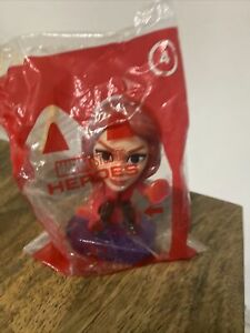 SCARLET WITCH Marvel Universe Happy Meal Toy
