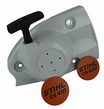Genuine STIHL TS410, TS420 Recoil Starter Pull Assembly 4238 190 0302