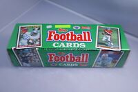 Topps 1991 FOOTBALL Cards Complete Sealed 660 Set NFL EMMITT SMITH BARRY SANDERS