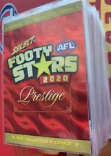 AFL Select Footy Stars Prestige 2020 RED PARALLEL Numbered **Choose Your Card**