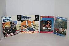 Lot of 4 Doonesbury Comic Cartoon Books G.B. Trudeau You're Smokin Now Mr Butts