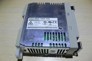 NEW POWER SUPPLY Omron S8VS-12024  24VDC 5A 120W
