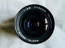 MAMIYA 645 OBJECTIF 55mm