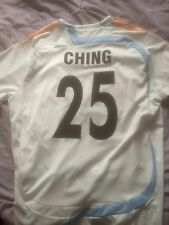 *Houston Dynamo Brian Ching USA Soccer Football Jersey Shirt Ultra Rare MLS*