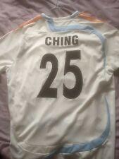 *Houston Dynamo Brian Ching USA Soccer Football Jersey Shirt Ultra Rare MLS*