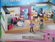PLAYMOBIL 5586 Guest Suite City Life Gäste Bungalow NEU OVP NRFB zu 5574