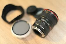 """Canon EF 17-40 mm f/4  L-Series Lens """"LIGHTY USED"""""""