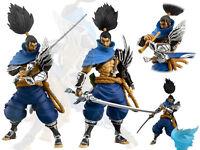 Figma LOL League of Legends Yasuo the Unforgiven Riot Games Merch Action Figuren