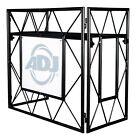 American DJ Pro Event Table MB Professional Matte Black Event Table Facade