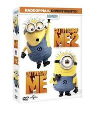 Dvd Cattivissimo 1 & 2 - (2 Film)  .....NUOVO