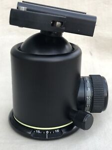 Arca Swiss B1 Monoball Tripod Head with Quick release Flip Lock