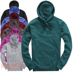 Plain Hoodies Standard Classic Hoodie, 280gsm weight, for Men Unisex
