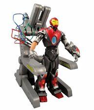 IRONMAN Diamond Marvel Select Toys ULTIMATE IRON MAN Action Figure 20 Cm New