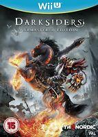 Darksiders: (Nintendo Wii U) - MINT - Super FAST First Class Delivery FREE