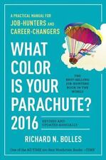 What Color Is Your Parachute? 2016: A Practical Manual for Job-Hunters-ExLibrary