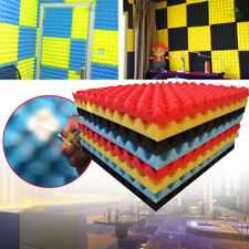 50x50x3cm Soundproof Sponge Sound Absorption Panel Foam Home Acoustic Sound Stop