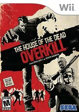 The House of the Dead: Overkill - Nintendo  Wii Game