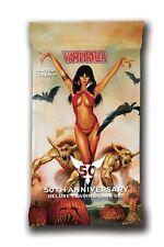 Vampirella 50th Anniversary Ultra Trading Cards Individual Foil Pack