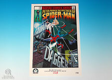 Spectacular Spider-Man Limited Edition Print Hero Initiative 2010 Peter Parker