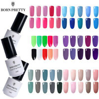5ML Born Pretty UV Gel Nail Polish 7 Color Series Soak Off Purple Red