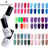 5ml Born Pretty UV Gel Nail Polish Purple  Gray Series Soak Off Gel Varnish