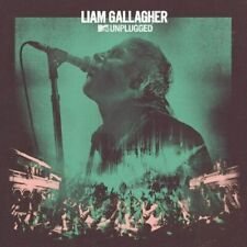 Warner Music Group Liam Gallagher MTV Unplugged CD - June 12th 2020 (0190295279363)
